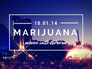 Aurora marijuana sales